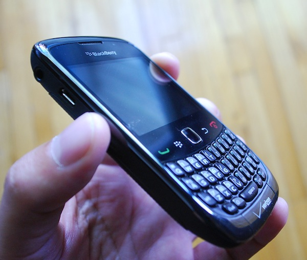 Verizon BlackBerry Curve 3G 9330