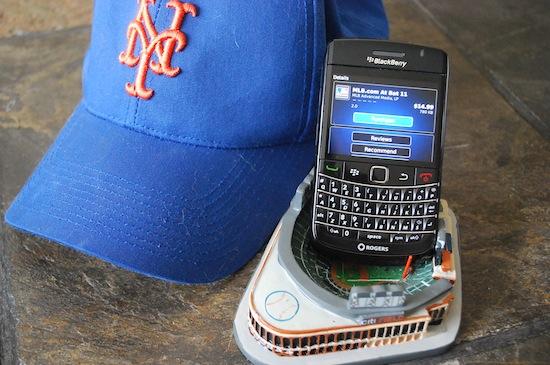 MLB.com At Bat 2011 BlackBerry