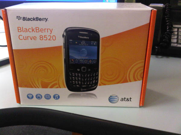 AT&T Curve 8520
