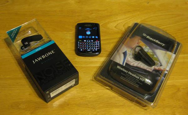 HS-500 v Jawbone Prime