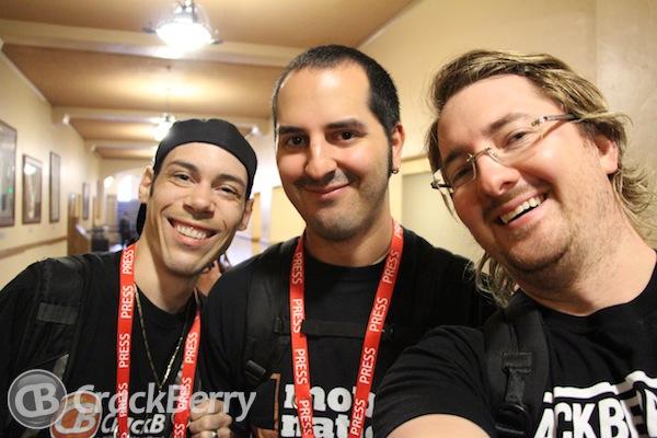 Team CrackBerry