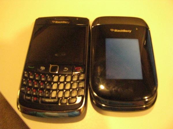 BlackBerry 9670 & BlackBerry Atlas