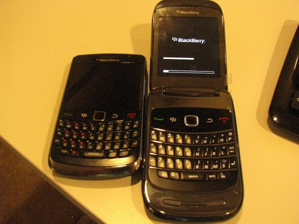 BlackBerry 9670 & BlackBerry Atlas