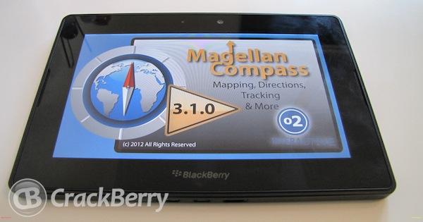 Magellan Compass