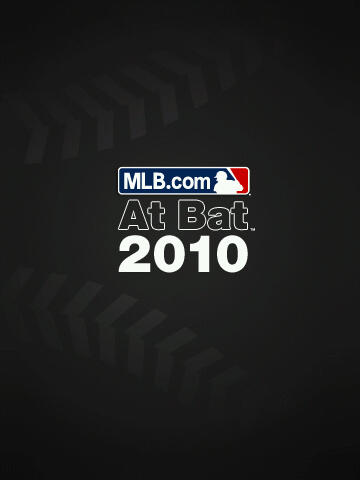 MLB At Bat 2010 for BlackBerry
