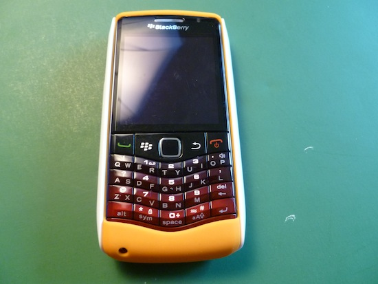 BlackBerry Pearl 3G Hardshell and Skin Case