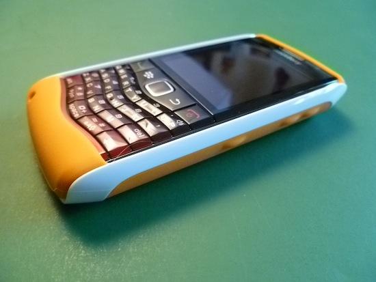 BlackBerry Pearl 3G Hardshell and Skin Case
