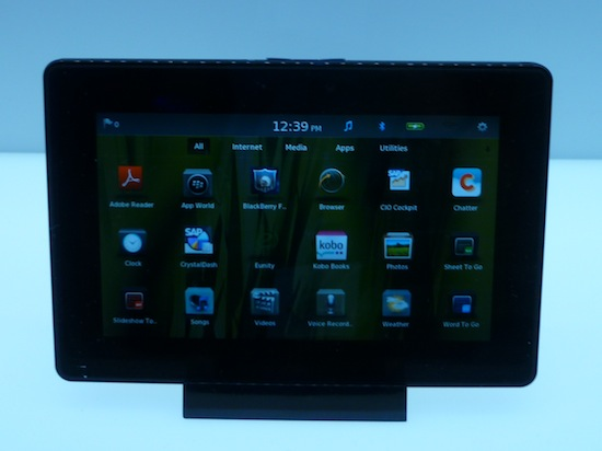 BlackBerry PlayBook Charging Pod