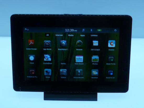 BlackBerry PlayBook Charging Pod