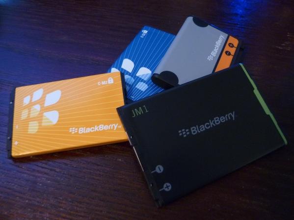 BlackBerry Batteries