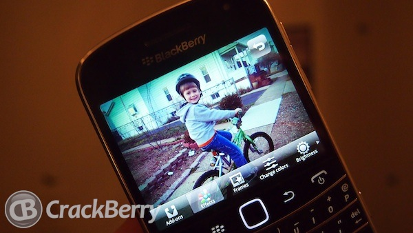 Photo Studio for BlackBerry