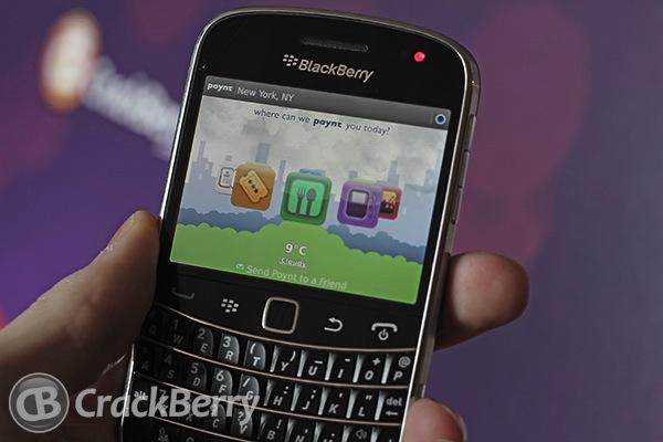 Poynt for BlackBerry