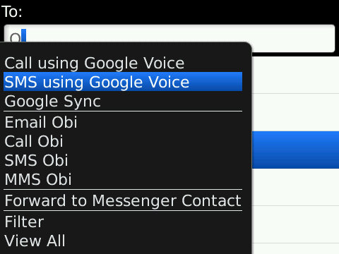 how to add contacts in google voice app