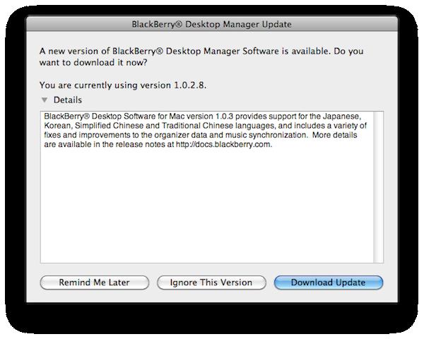 Desktop Manager Mac