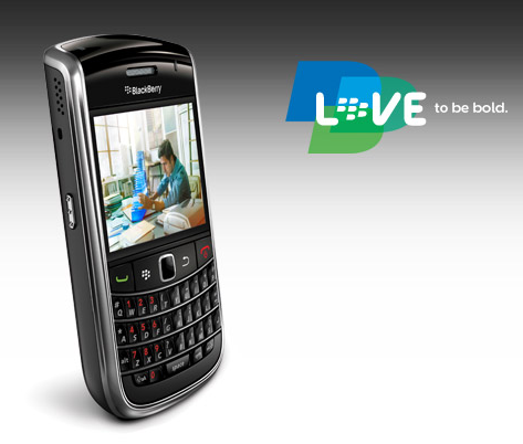 CrackBerry BlackBerry Bold 9650