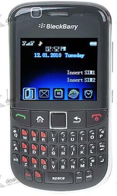The BleckBerry