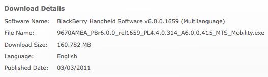 Style 9670 OS 6.0.0.415