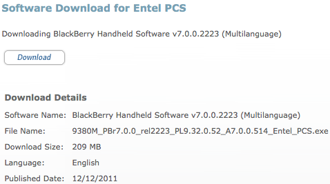 Entel PCS OS 7.0.0.514