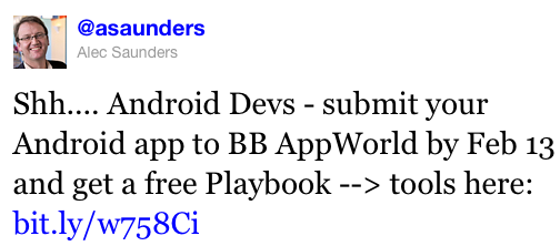 Android Developers Free PlayBook