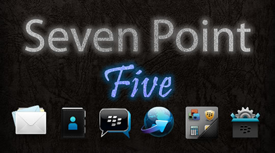 Seven Point Five