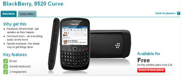 Vodafone 8520