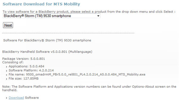 MTS Mobility