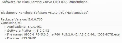 OS 5.0.0.461