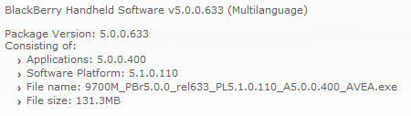 OS 5.0.0.400