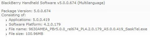 OS 5.0.0.419