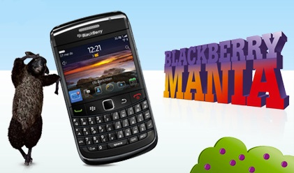 Tele2 BlackBerry Mania