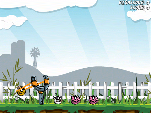 Angry Farm BlackBerry