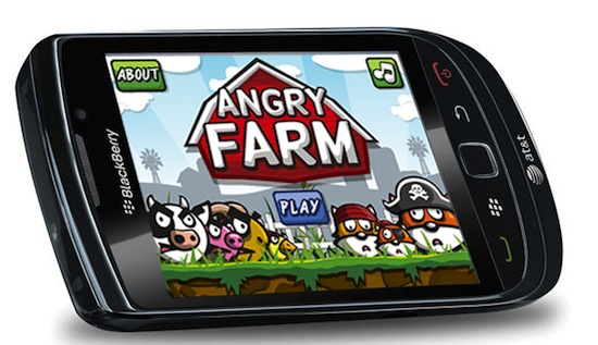 Angry Farm updated