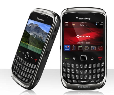 Rogers BlackBerry Curve 9300