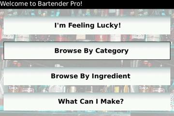 Bartender Pro