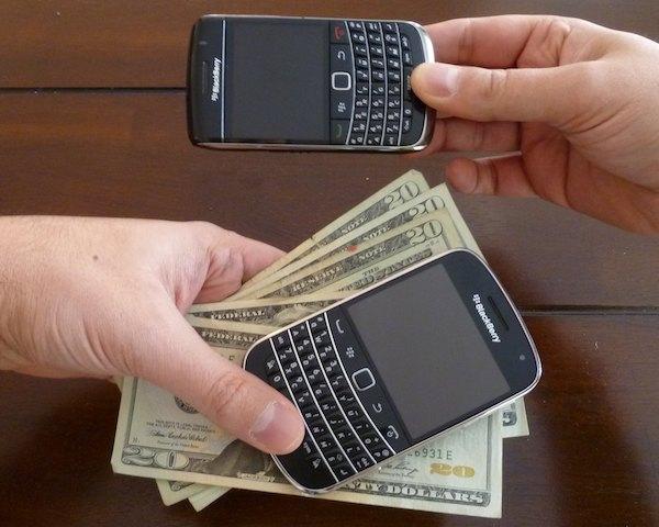 BlackBerry Upgrade Promotion