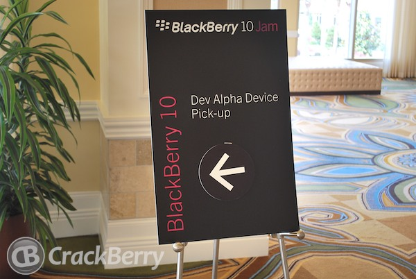 BlackBerry 10 Jame World Tour