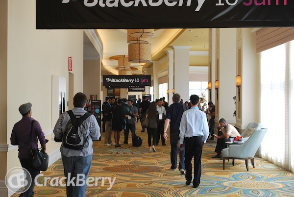 BlackBerry Developers