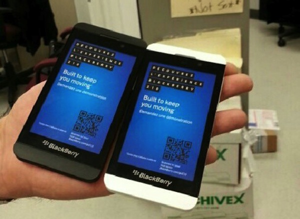 BlackBerry Z10 dummy