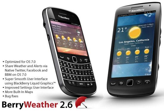 BerryWeather 2.6