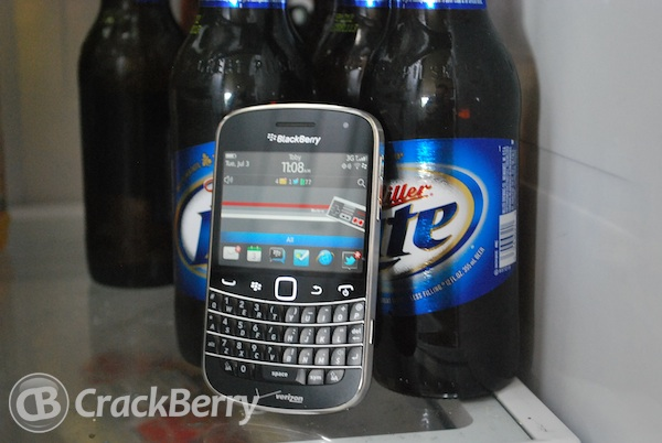 BlackBerry Beer