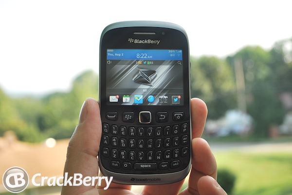 The BlackBerry Curve 9310 is a compact, affordable device with a lean towards the social