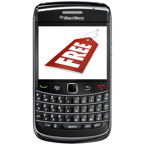 BlackBerry Free OTA Apps