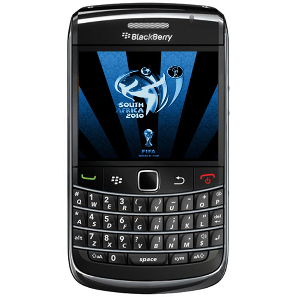 World Cup 2010 BlackBerry