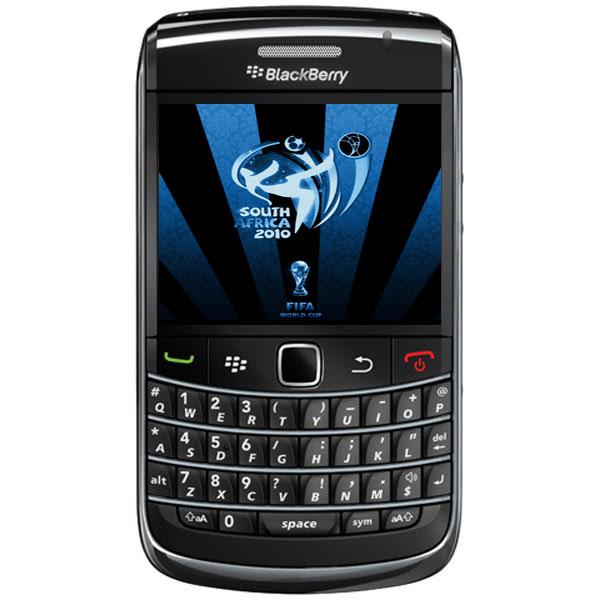 World Cup 2010 BlackBerry