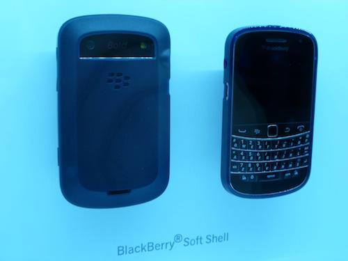 BlackBerry Bold 9930 Soft Shell Case