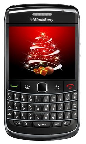 BlackBerry Christmas