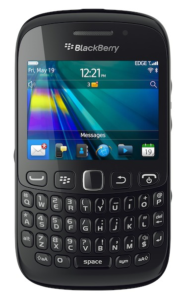 BlackBerry Curve 9220 Front