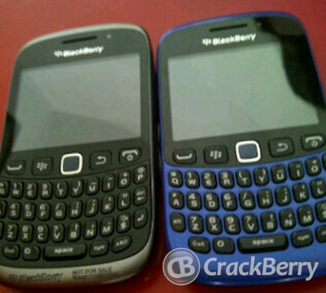 BlackBerry Curve 9320 Blue