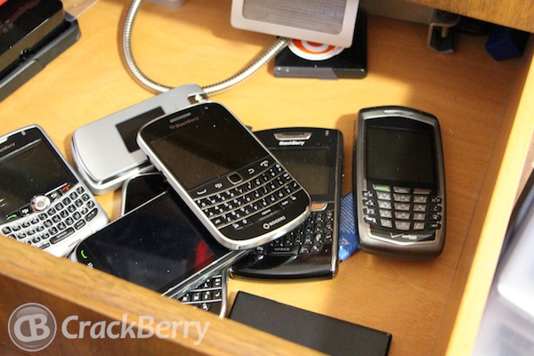 BlackBerry Drawer