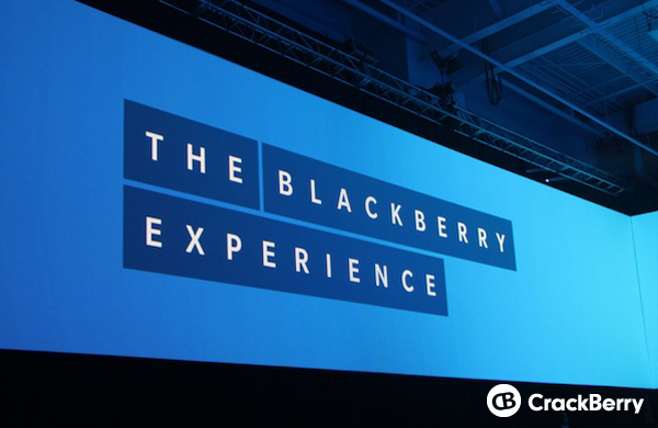 BlackBerry Experience